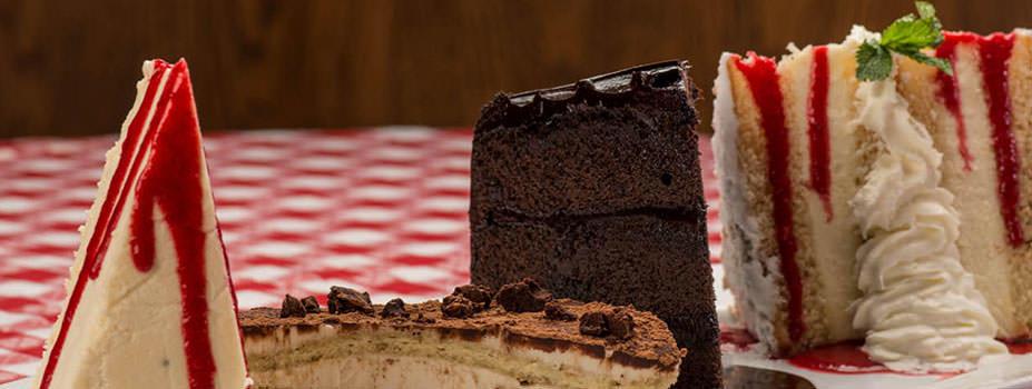 Buca di Beppo Menu - Desserts