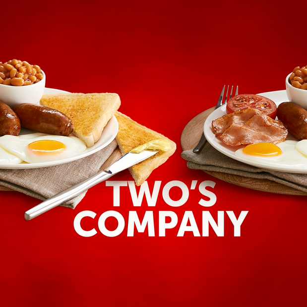 Image of Buy Any Two Classic Breakfasts & Get The Cheapest Free