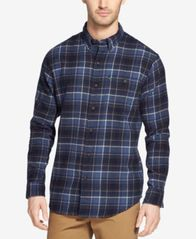 Image of G.H. Bass & Co. Men's Fireside Flannel Shirt