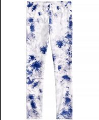 Image of Epic Threads Tie-Dyed Printed Leggings, Big Girls, Created for Macy's