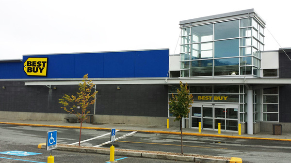 Best Buy Aberdeen Mall