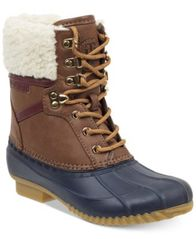 Image of Tommy Hilfiger Rian Lace-Up Winter Boots