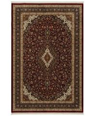 Image of Kenneth Mink Persian Treasures Kashan 5' x 8' Area Rug