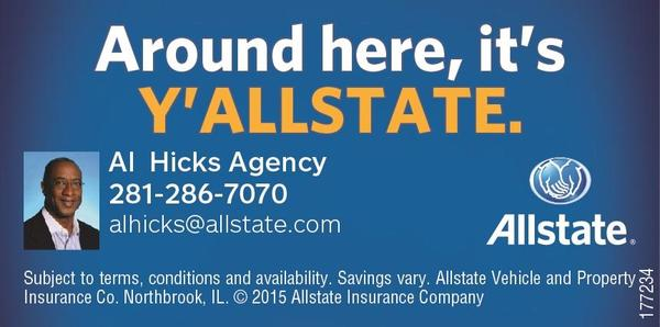 Al Hicks - Around Here, It's Y'Allstate