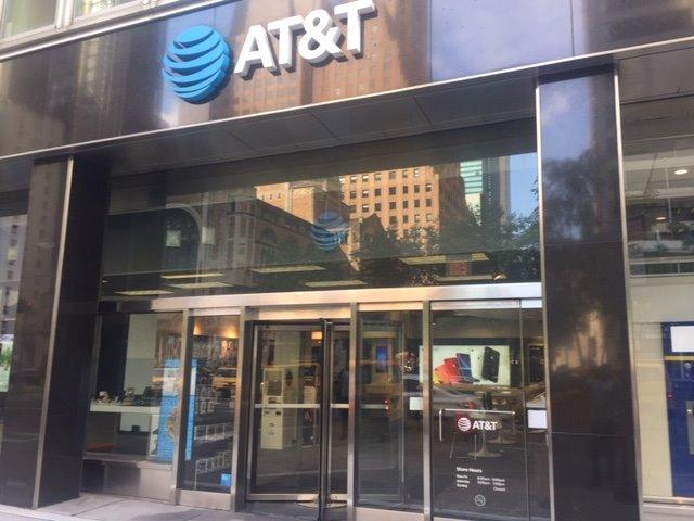 Att Store Park Avenue East 51st Street New York Ny