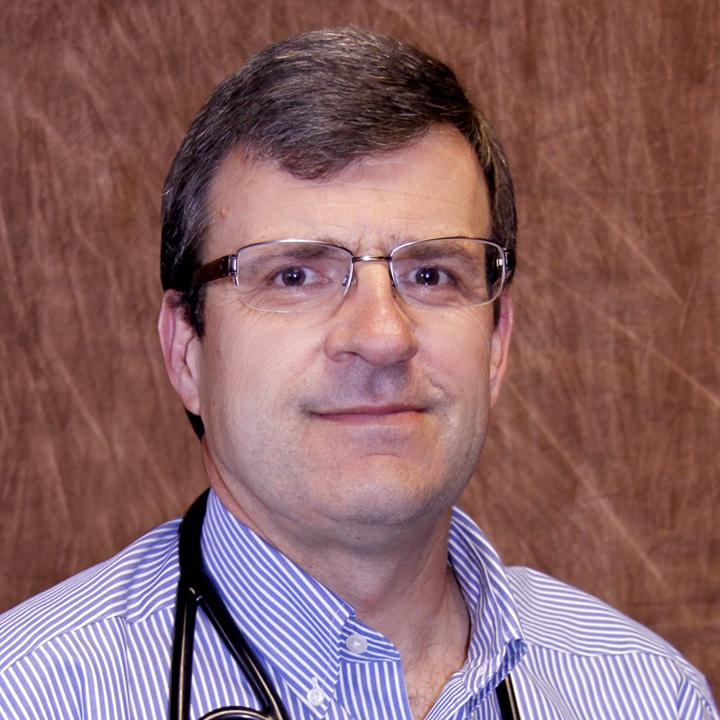 Photo of James McCafferty, M.D. FCCP