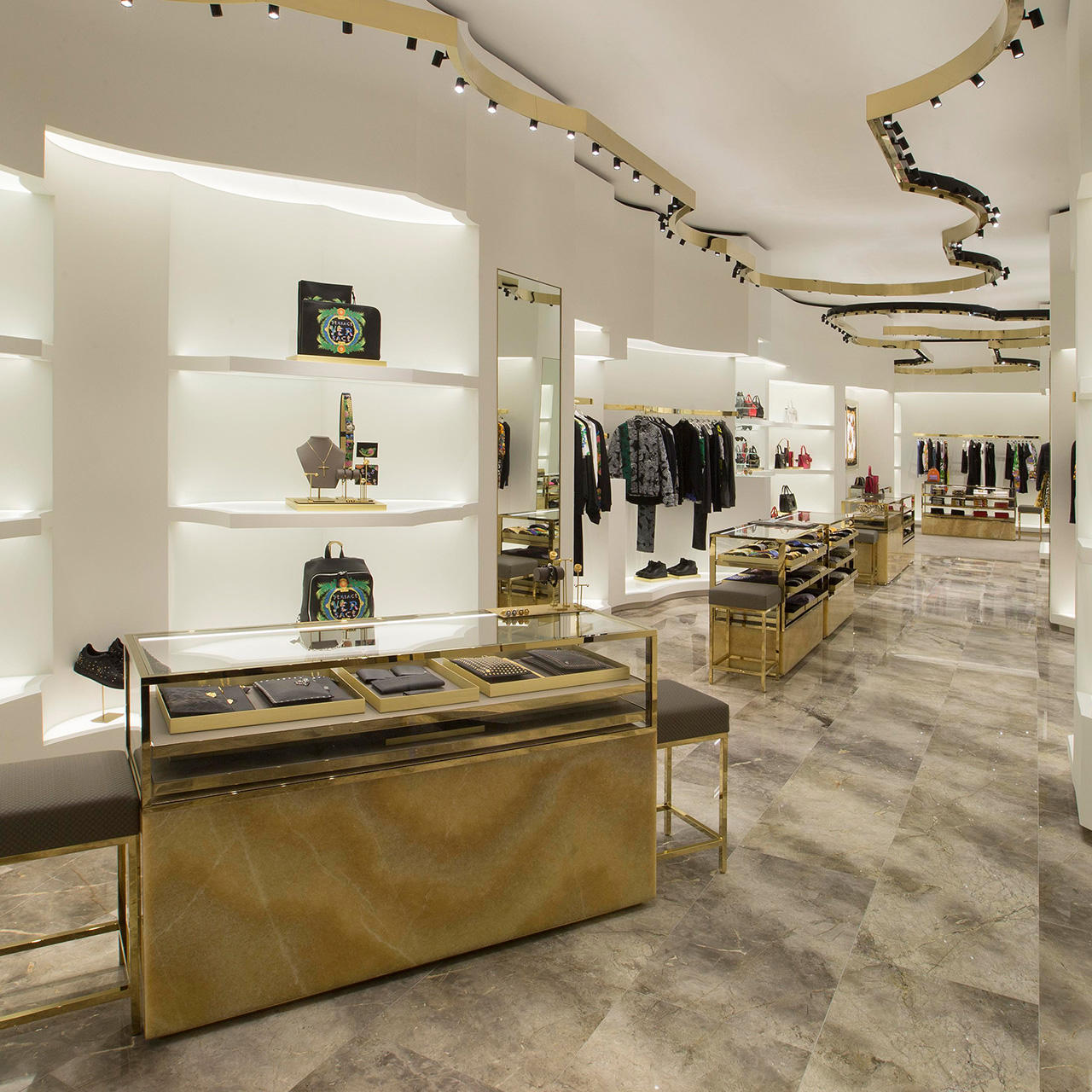 Versace Macao Galaxy Boutique