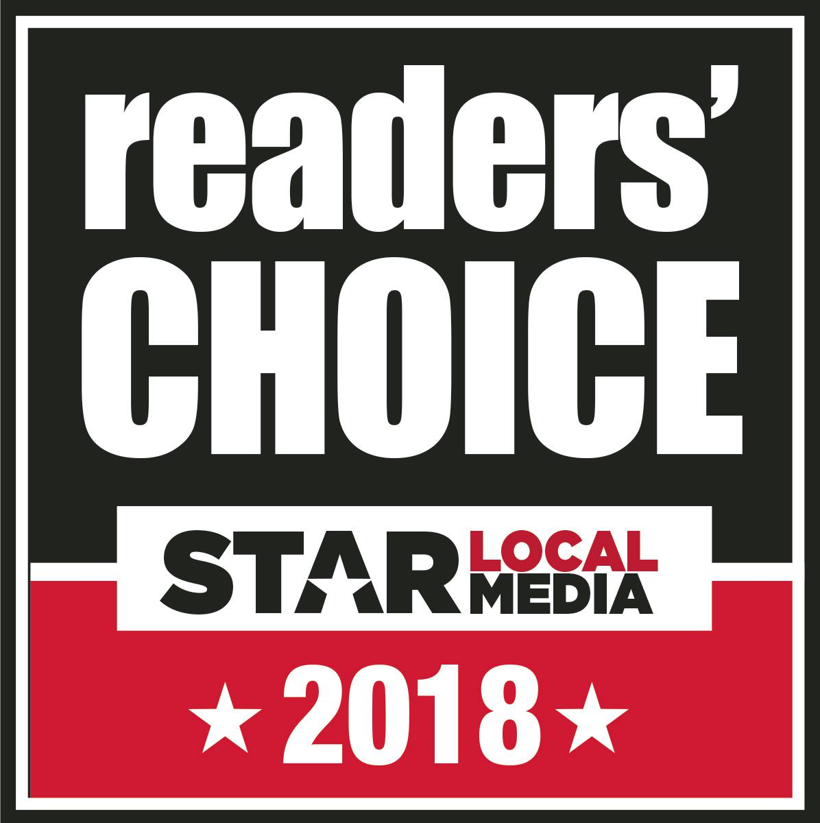 Photo of Star Local Media Readers' Choice