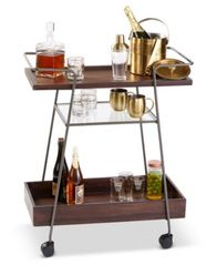 Image of Hotel Collection Bar Cart, Created for Macy's