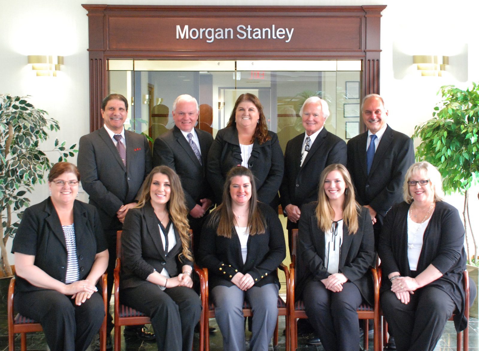 Photo of The Green Group - Morgan Stanley