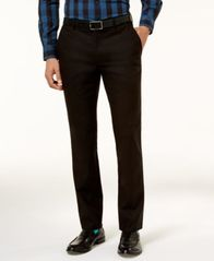 Image of Alfani Men's Slim-Fit Stretch Pants, Created for Macy's
