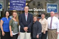 Donald-P-Dietrich-Allstate-Insurance-Nyack-NY-team