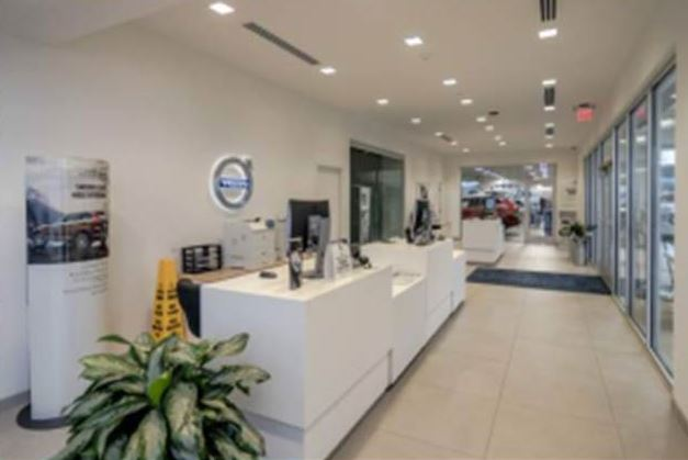 Volvo Dealership Image