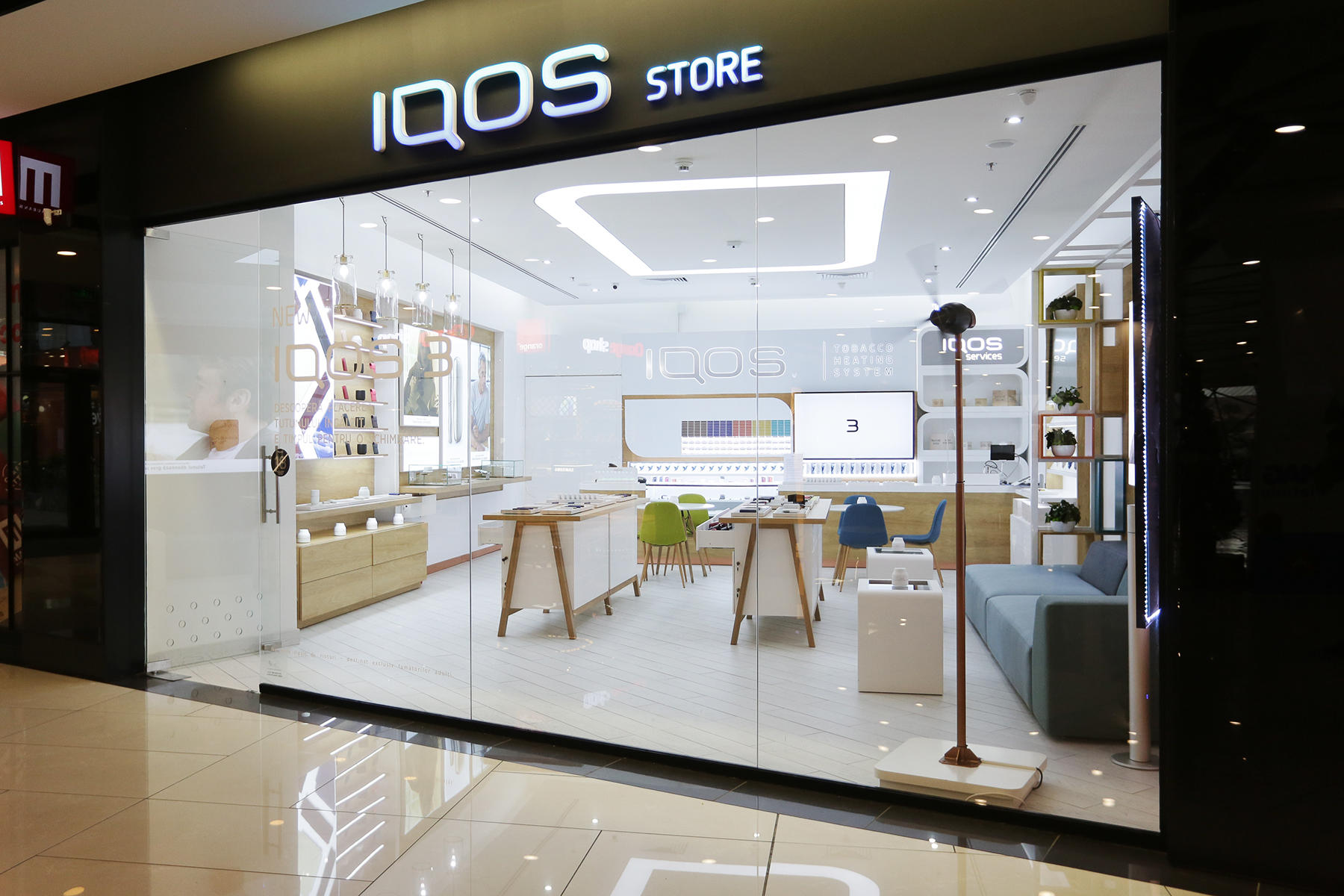 Despre IQOS Photo