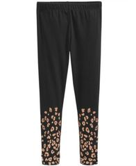 Image of Epic Threads Leopard-Print Leggings, Big Girls, Created for Macy's