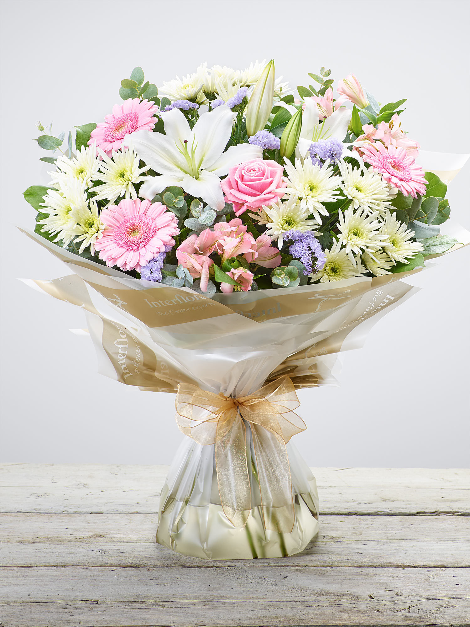 Image of Country Garden Hand-tied