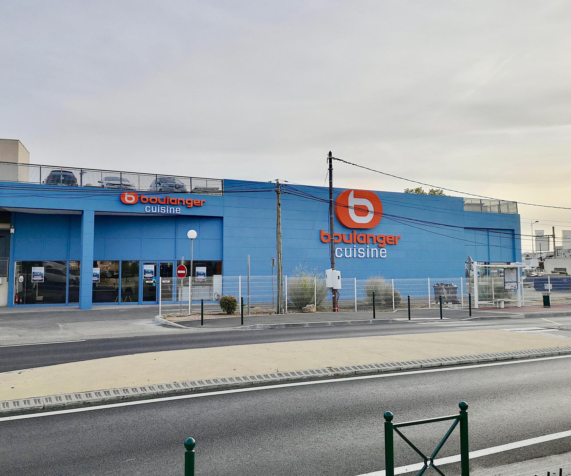 Cuisine Equipee Boulanger Toulon La Garde Magasin Boulanger Toulon La Garde