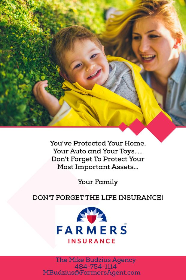 Don't Forget to Insure Your Most Important Asset!