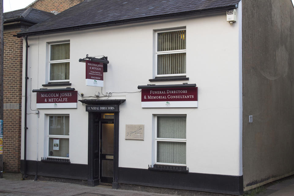 Malcolm Jones & Metcalfe Funeral Directors in Berkhamsted