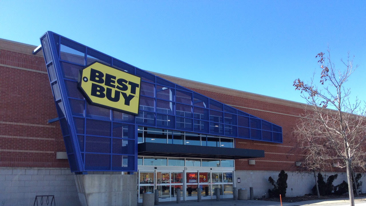 Best Buy Les Promenades St-Bruno