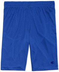 Image of Champion Heritage Mesh Shorts, Little Boys