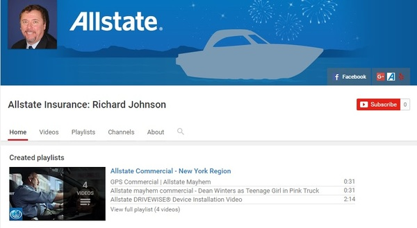 Richard Johnson - Richard Johnson YouTube Channel