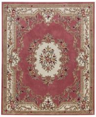 Image of CLOSEOUT! KM Home Dynasty Aubusson 4' x 6' Area Rug, Created for Macy's