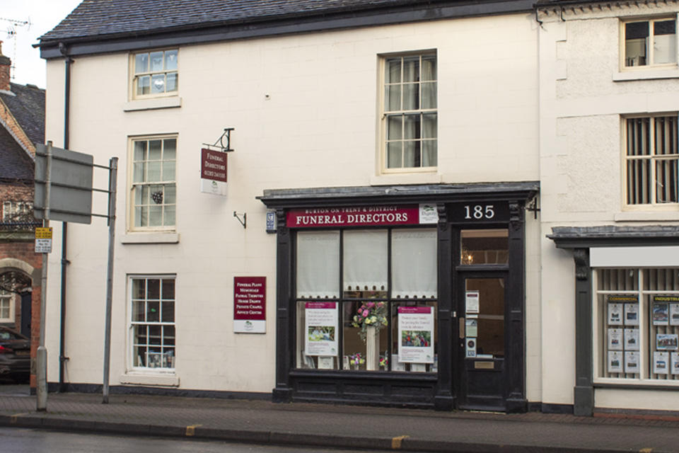 Burton on Trent & District Funeral Directors in Burton upon Trent