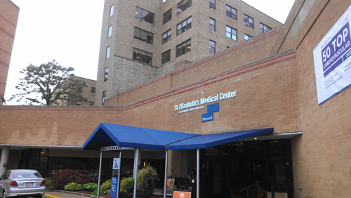Picture of the St. Elizabeth's Medical Center location