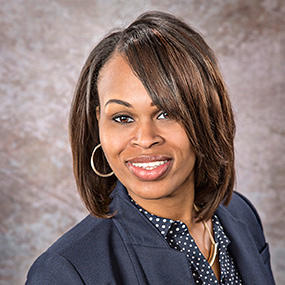 Photo of Sharnise McCollums
