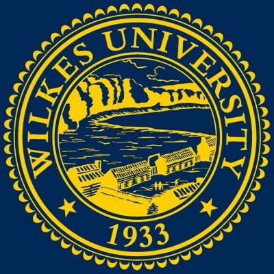 Wilkes University Logo Medallion