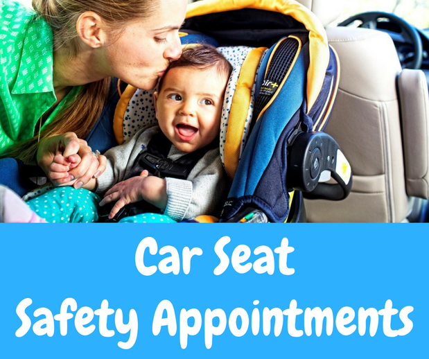 Kris Kiefer-Vik - Car Seat Safety Appointments