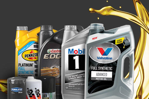 Oil Change Bundle Builder