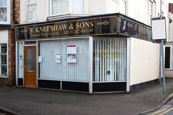 F Kneeshaw & Sons Funeral Directors in Bridlington
