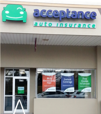 Acceptance Insurance - S 25th St