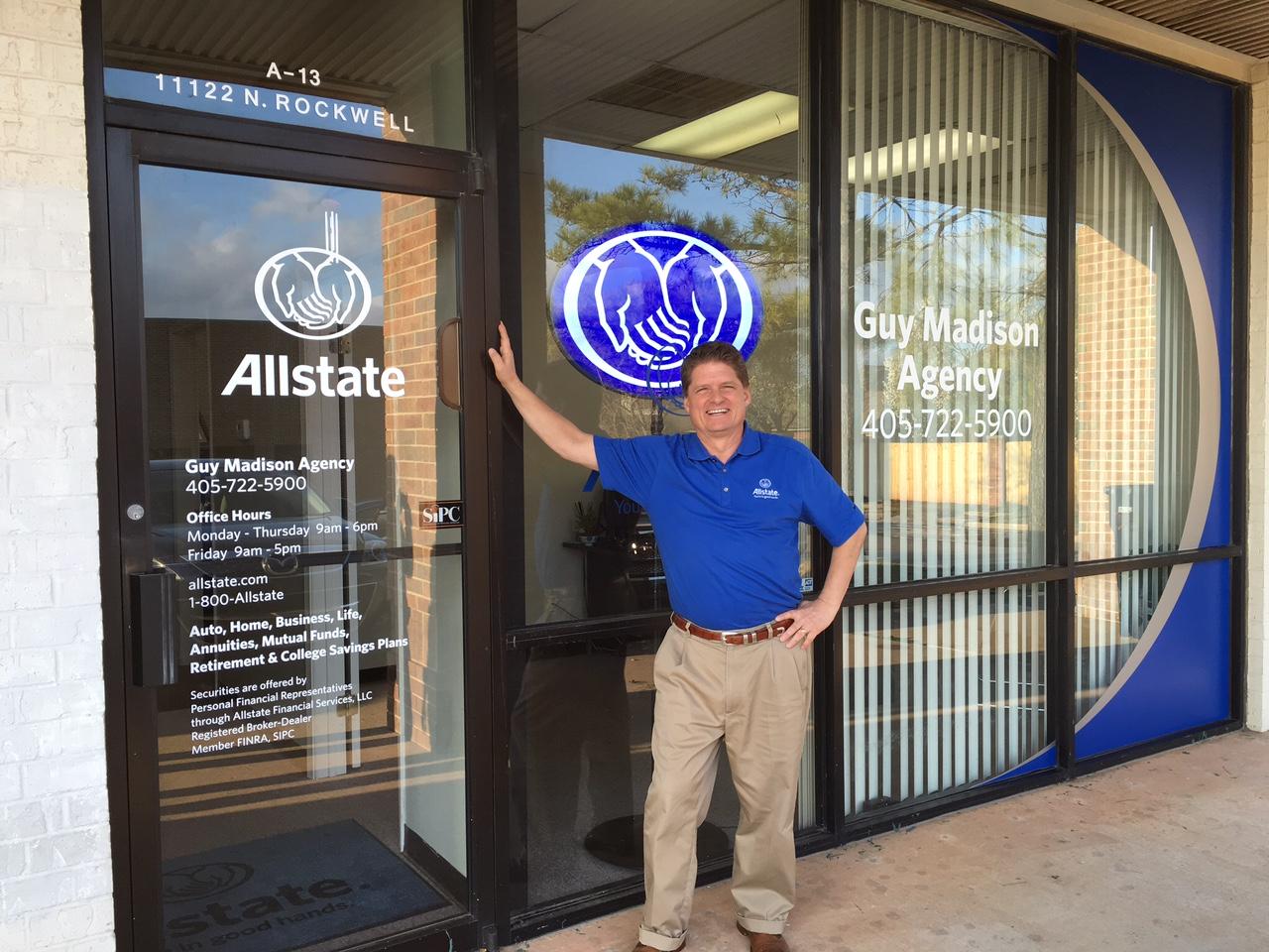 Allstate | Car Insurance in Oklahoma City, OK - Guy Madison