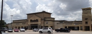Randalls store front picture at 5586 Weslayan St in Houston TX