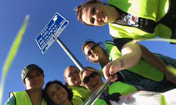 Keeping Pearland Beautiful!