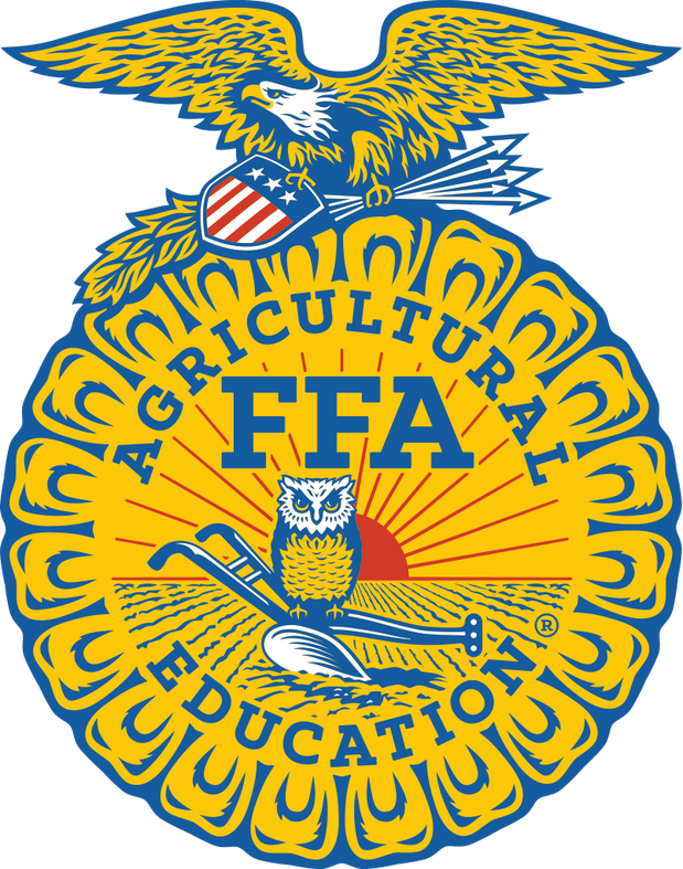 Proud supporter of the state FFA!