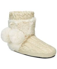 Image of Muk Luks® Women's Coralee Boot Slippers