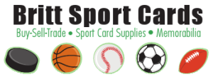 We are proud to insure Britt Sport Cards.