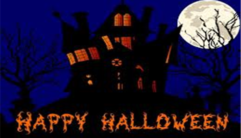 Wishing you a safe and happy Halloween!!