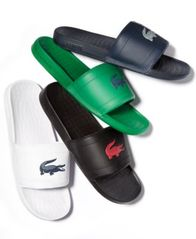 Image of Lacoste Men's Frasier 118 2 Sandals, Created for Macy's