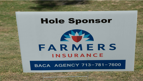 Golf Hole Sponsor for MoMs USA