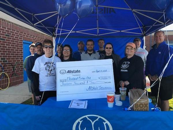 Phil Downey - Civitan International Receives Allstate Foundation Helping Hands Grant