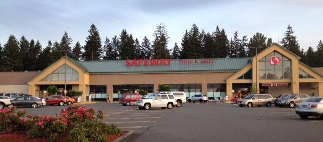 Safeway Store Front Picture at 21301 Highway 410 in Bonney Lake WA