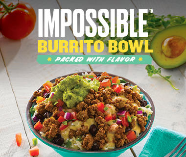 Impossible Burrito Bowl