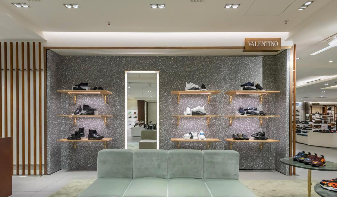 Paris Galeries Lafayette Men's Shoes