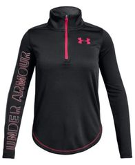 Image of Under Armour Big Girls Tech 1/2-Zip Top