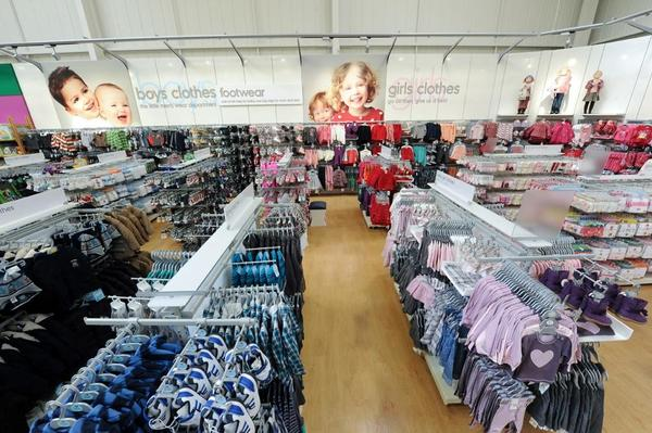 Mothercare Eastbourne childrens clothes